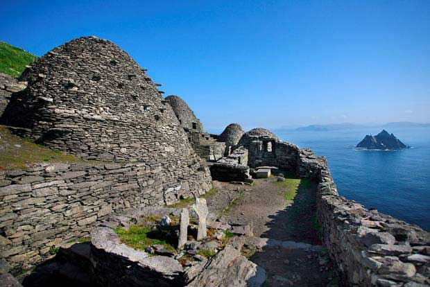 Skellig Micheal tours